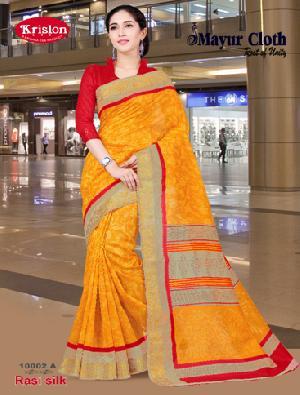 Designer Uniform Sarees Supplier in Coimbatore