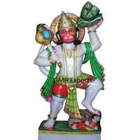 Marble Hanuman Statue