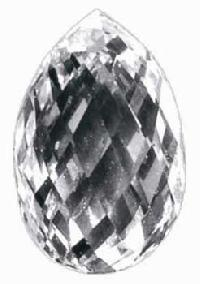 Briolette Cut Diamonds