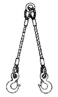Wire Rope Sling - 01