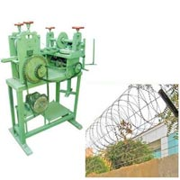 Razor Blade Wire Making Machine