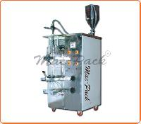 Single Head Viscose Pouch Packing Machine