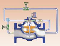Booster Pump Control Valve