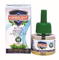 Herbal liquid mosquito repellent