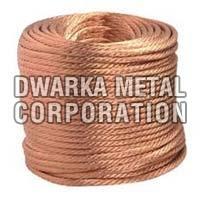 Copper Wire Ropes