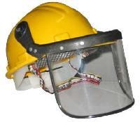 Face Shield Helmet