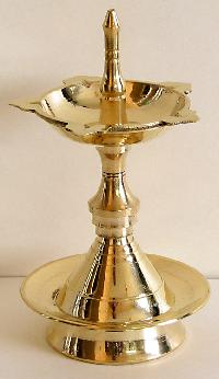Brass Oil Lamps