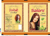 Saloni Herbal Henna Powder
