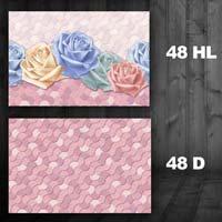 Bathroom Tiles 18x12 Inch