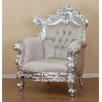 Silver Carved Sofa Sets