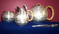 Silver Plated Tea Set 02