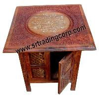 Wooden Square Table (PC - 2)