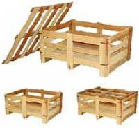 Wooden Crates 03