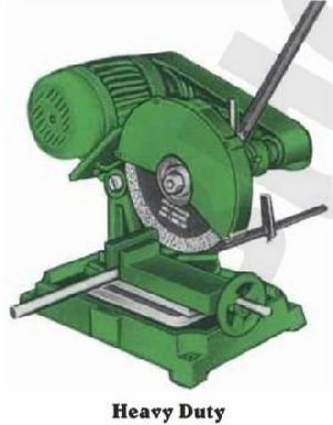 Heavy Duty Cut Off Machine