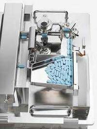 Tablet Testing Machine