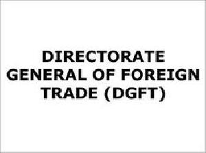 Directorate General Of Foreign Trade Services