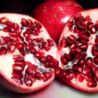 Fresh Pomegranates