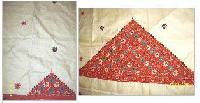 Hand Embroidered Silk Saree