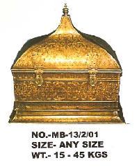 Metal Jewelry Box  - 01