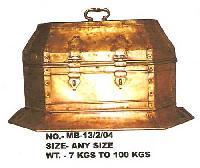 Metal Jewelry Box  - 04