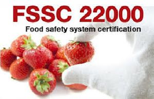 Food Safety System Certification Services
