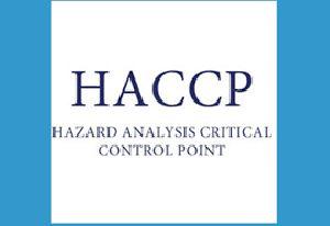Haccp Certification Services