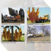Big John Tree Transplanter