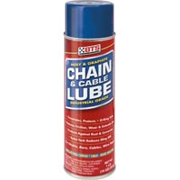 Cable Lubricant, Chain Lubricant