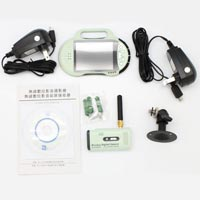 138 Spy Wireless Camera With Tft Lcd Display