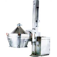 Bowl Lifting And Tilting Device