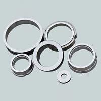Tungsten-carbide Seals.