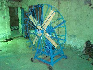 Power Operated Winnowing Fan