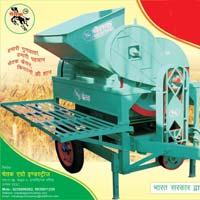 Wheat Thresher (auto Feed System)