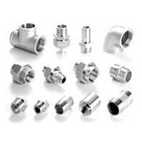 Duplex Stainless Steel Forged Pipe Fittings
