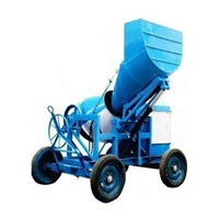 Hydraulic Hopper Concrete Mixer Machine