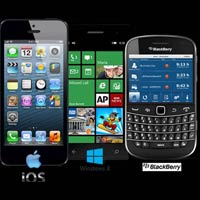 Mobile Development Serveics, Mobile Application Development