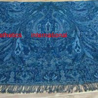Wool Jamawar Throws