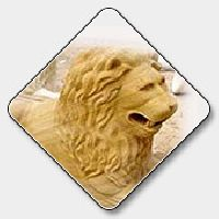 Stone Animal Figures