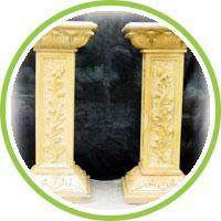 Stone Pillars