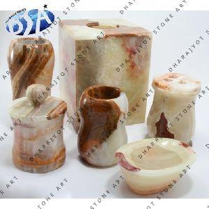 Designer Marble Bathroom Accessories