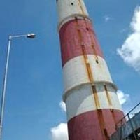 FRP Chimney Fabrication