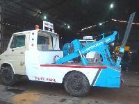Wrecker Crane 02