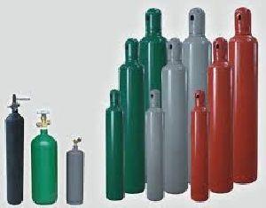 Grade 5.5 Argon Gas Cylinder