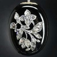 Rose Cut Diamond (USI-RC-1)