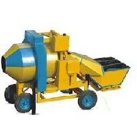 reversible mixer machine