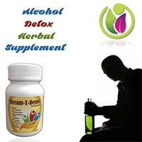 Alcohol Detox Herbal Supplement