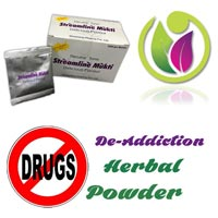 De-addiction Herbal Powder