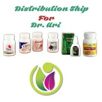 Distribution Ship For Dr. Uri