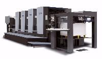 sheet fed offset printing machines