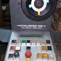 Used Heidelberg SM 102 F LX , SM 72 S LX Offset Printing Machine
